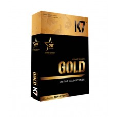 ANTI VIRUS - K7 ULTIMATE SECURITY GOLD-LIMITED EDITION